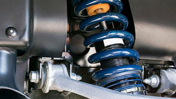 Ремонт и обслуживание подвески автомобиля